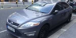 Car keys stolen - 2014 Ford Mondeo