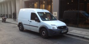 Lost van keys - Ford Transit Connect