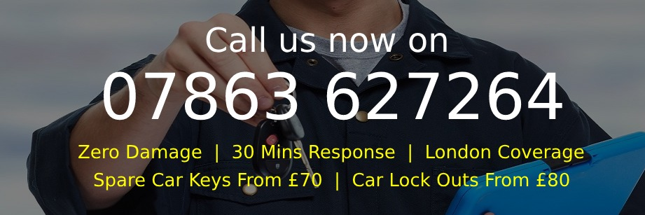 auto locksmith london